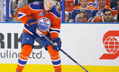 Oilers Bypass Reinhart on Recalls