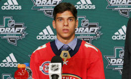 Denisenko Has Boom or Bust Potential for Panthers