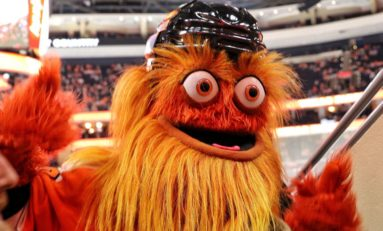 Gritty's Not on Sesame Street, but He's Part of the Game