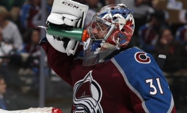 Avalanche Getting What They Traded for in Grubauer