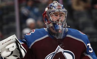Goaltender Issues Are Building for the Avalanche