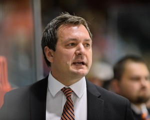John Gruden, Flint Firebirds, Hamilton Bulldogs, OHL
