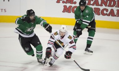Preview: Stars Go for Two Against Blackhawks