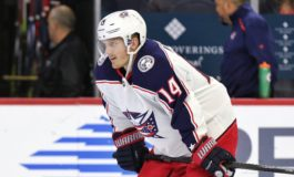 Blue Jackets Need Plan B Following Nyquist Surgery