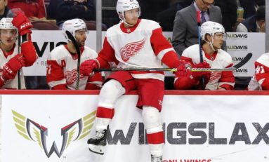 Red Wings' Nyquist: Top 4 Trade Destinations