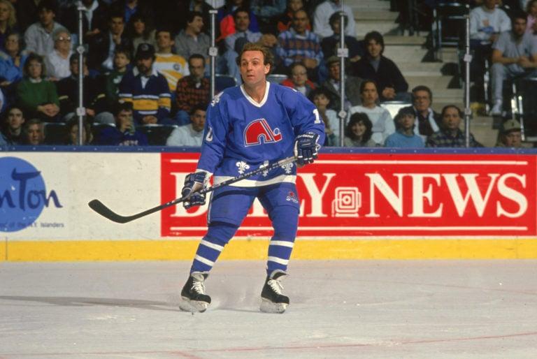 Guy Lafleur Quebec Nordiques
