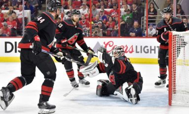 Hurricanes' Crease is in Good Hands