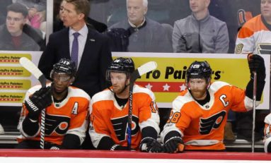 Flyers' Woes Becoming Cause for Concern