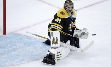 Bruins Re-Sign Halak to Affordable Win-Win Deal
