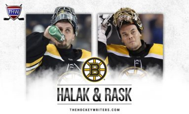 Bruins' Goaltending a Distinct Advantage