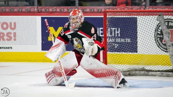 Harri Sateri Grand Rapids Griffins
