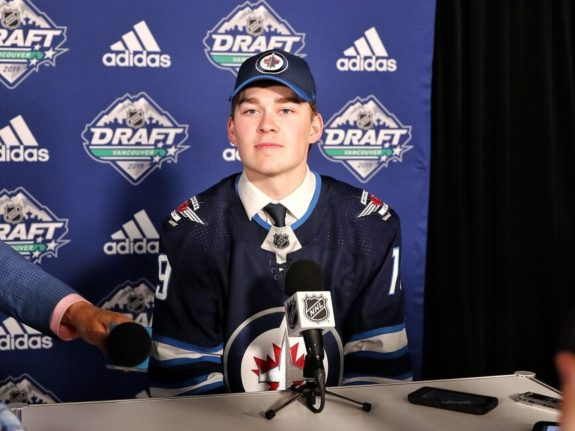 Harrison Blaisdell Winnipeg Jets Draft
