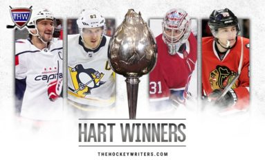Ranking Every Hart Trophy Winner Since 2005