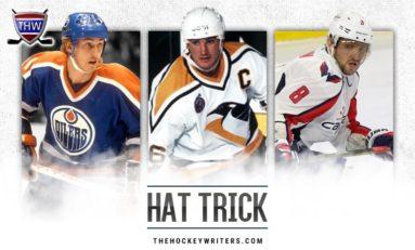 NHL Hat Tricks History & Fun Facts