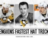 Hornqvist's Hat-Night Hat Trick Sets Penguins Record
