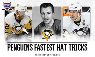 Hornqvist's Hat-Night Hat Trick Sets Penguins Record