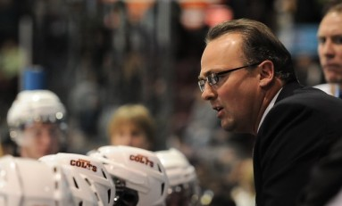 Dale Hawerchuk Reaches Coaching Milestone