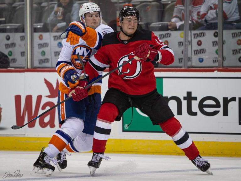John Hayden New Jersey Devils