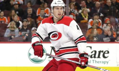 Hurricanes Re-Sign Haydn Fleury to 1-Year Deal