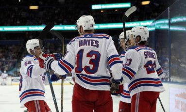 Rangers 2018 RFAs Ready to Cash In