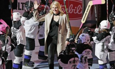 Canadian Women's Star Hayley Wickenheiser Inducted into Hall of Fame