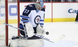 Jets Down Ducks - Hellebuyck Earns Shutout