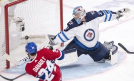 Habs Down Jets - Drouin Has 4-Point Night