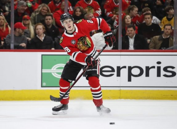 Chicago Blackhawks, Henri Jokiharju