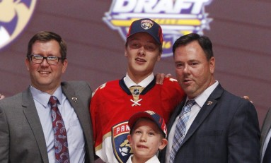 Panthers Look to the Future at 2016 NHL Draft