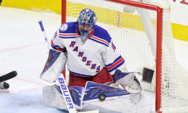 Lundqvist, Rangers Fire First Playoff Salvo