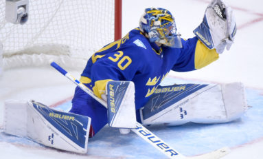 Team Sweden After Lundqvist