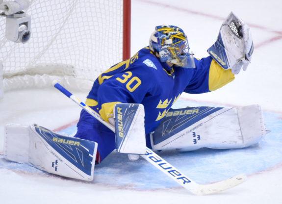 Henrik Lundqvist Sweden