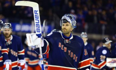 Henrik Lundqvist: The Dan Marino of the NHL