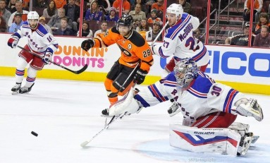 Rangers Top Flyers in an Action Packed Game