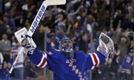 THW's Goalie News: History in New York, A Huge Save in Nashville, More