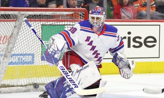 Lundqvist & the Capitals Looking for a New Beginning