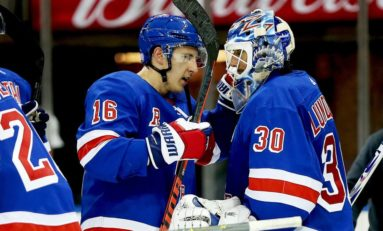 Rangers Hit Highly Anticipated Brick Wall
