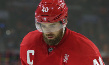 Red Wings Without Zetterberg