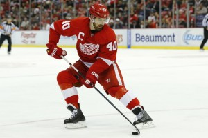 Henrik Zetterberg, NHL, Detroit Red Wings, World Cup of Hockey, Sweden