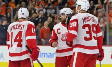 Red Wings Final Grades - Forwards