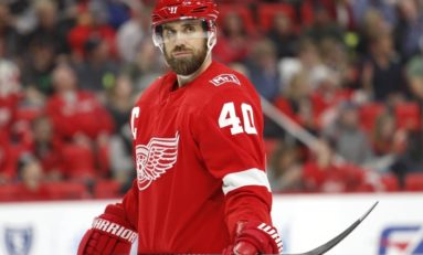 Countdown to Puck Drop – Day 40 – Zetterberg's Red Wings Legacy