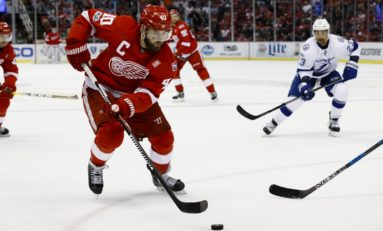 Red Wings Should Break Up Zetterberg & Mantha