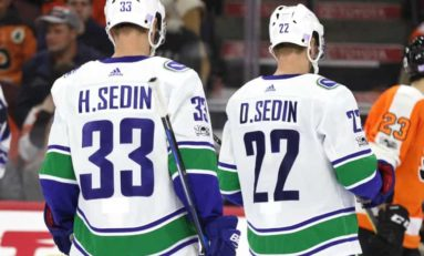 Sedins Are Making Their Case