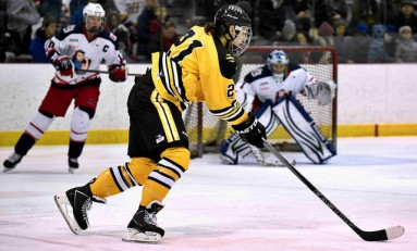 Hilary Knight Talks Isobel Cup & the State of Women's Hockey