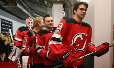 Devils Three Candidates for the Calder
