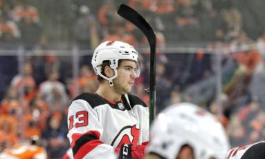Devils Smart to Give Hischier Long-Term Contract