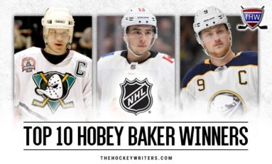 Top 10 Hobey Baker Winners of All Time