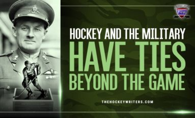 Hockey and the Military Have Ties Beyond the Game