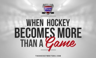 When Hockey Becomes More Than a Game