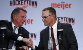 Yzerman Expects Red Wings to Progress & Perform in 2020-21 Season